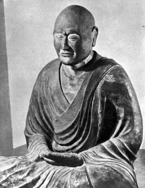 монах Гандзина