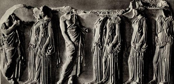под руководством какого скульптора исполнено убранство парфенона